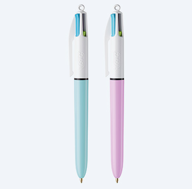 BIC 4 COLORS FUN НОВЫЙ ДИЗАЙН
